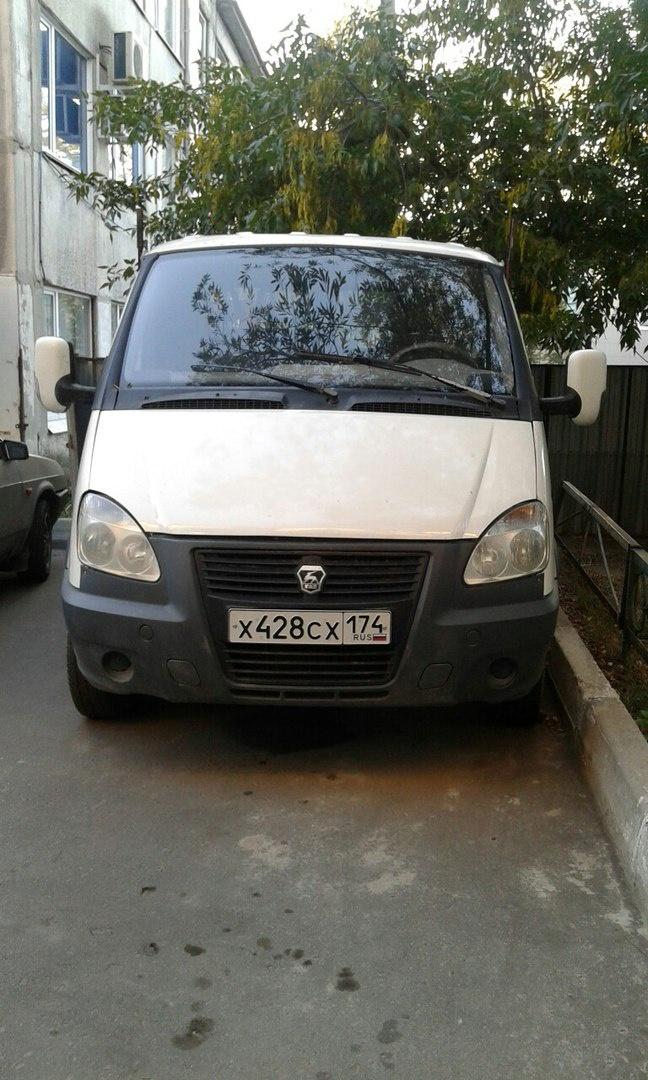 Подержанный ГАЗ Газель, хорошее состояние, белый , 2008 года выпуска, цена 270 000 руб. в Челябинской области