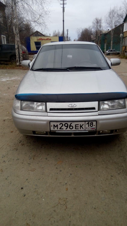 Подержанный ВАЗ (Lada) 2110, хорошее состояние, серебряный , 2003 года выпуска, цена 85 000 руб. в ао. Ханты-Мансийском Автономном округе - Югре