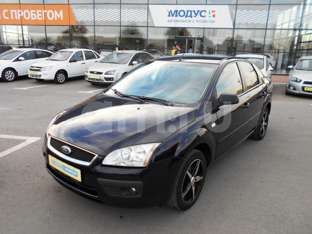 Ford Focus с пробегом, синий , отличное состояние, 2006 года выпуска, цена 330 000 руб. в автосалоне  ()