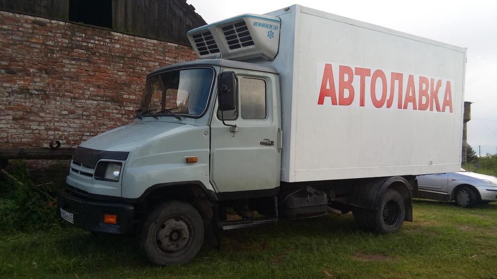 Подержанный ЗИЛ 5301, хорошее состояние, серый , 2004 года выпуска, цена 220 000 руб. в Смоленской области