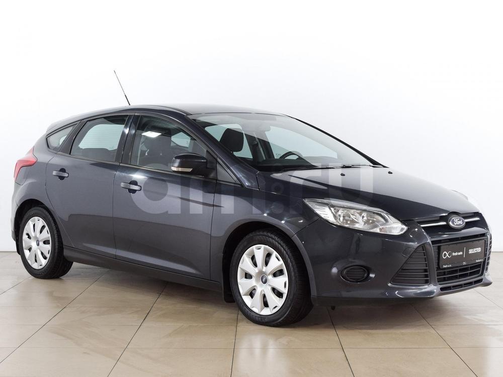 Ford Focus с пробегом, серый , отличное состояние, 2013 года выпуска, цена 569 000 руб. в автосалоне  ()