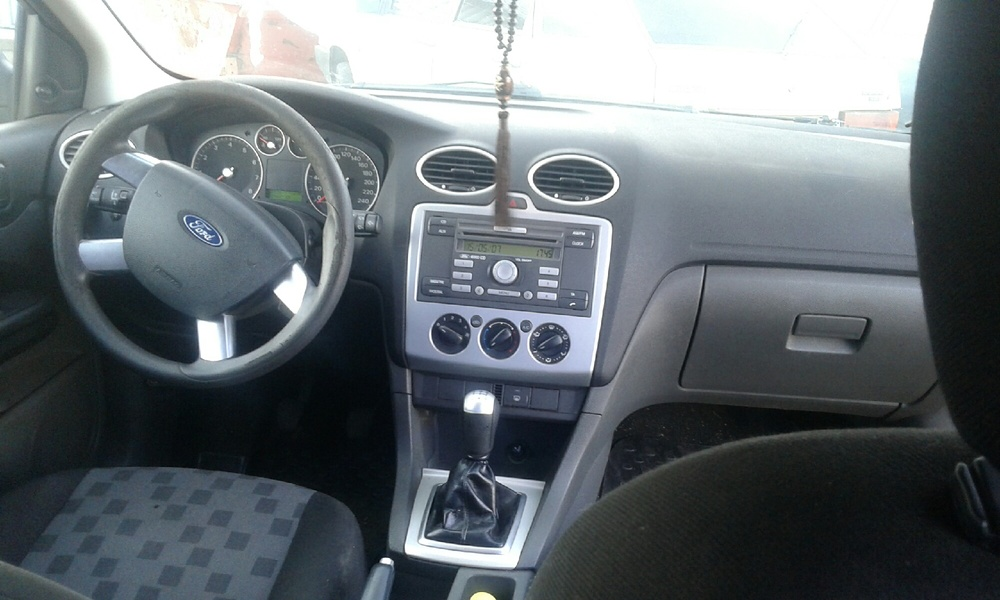 Подержанный Ford Focus, среднее состояние, серебряный , 2006 года выпуска, цена 255 000 руб. в республике Татарстане