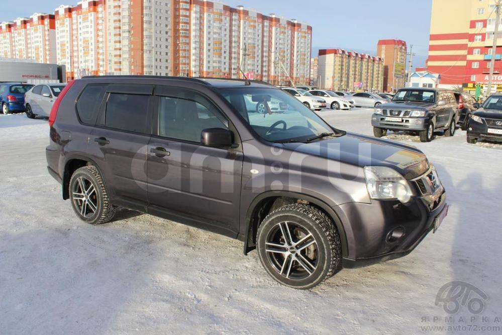 Nissan X-Trail с пробегом, сиреневый , отличное состояние, 2011 года выпуска, цена 793 000 руб. в автосалоне  ()