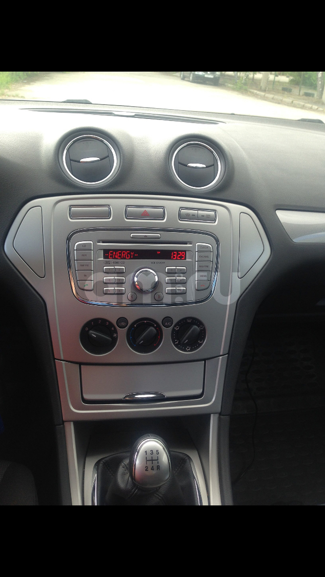 Подержанный Ford Mondeo, отличное состояние, белый , 2009 года выпуска, цена 440 000 руб. в Челябинской области