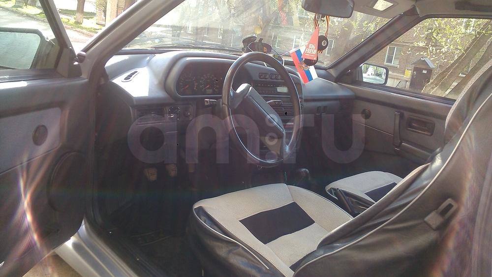 Подержанный ВАЗ (Lada) 2113, хорошее состояние, серебряный , 2008 года выпуска, цена 135 000 руб. в Челябинской области
