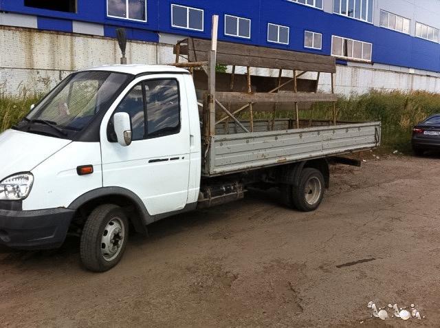 Подержанный ГАЗ Газель, хорошее состояние, белый , 2010 года выпуска, цена 300 000 руб. в республике Татарстане
