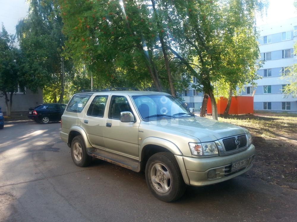 Подержанный Great Wall Safe, отличное состояние, бежевый металлик, 2008 года выпуска, цена 330 000 руб. в республике Татарстане