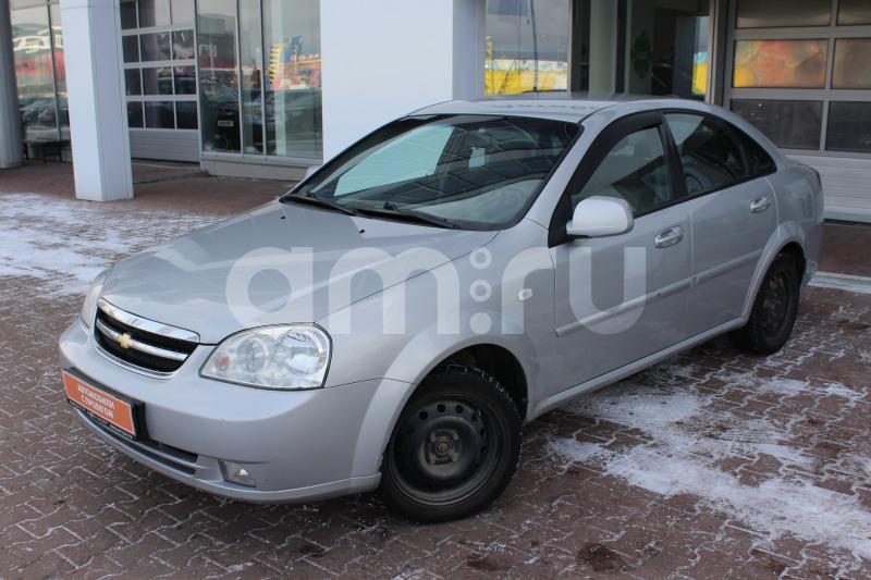 Chevrolet Lacetti с пробегом, серебряный , отличное состояние, 2010 года выпуска, цена 319 000 руб. в автосалоне Автобан-Запад (Екатеринбург, ул. Металлургов, д. 67)