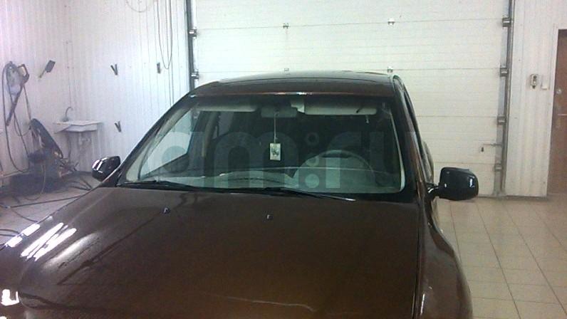 Подержанный Renault Duster, среднее состояние, коричневый , 2013 года выпуска, цена 400 000 руб. в ао. Ханты-Мансийском Автономном округе - Югре