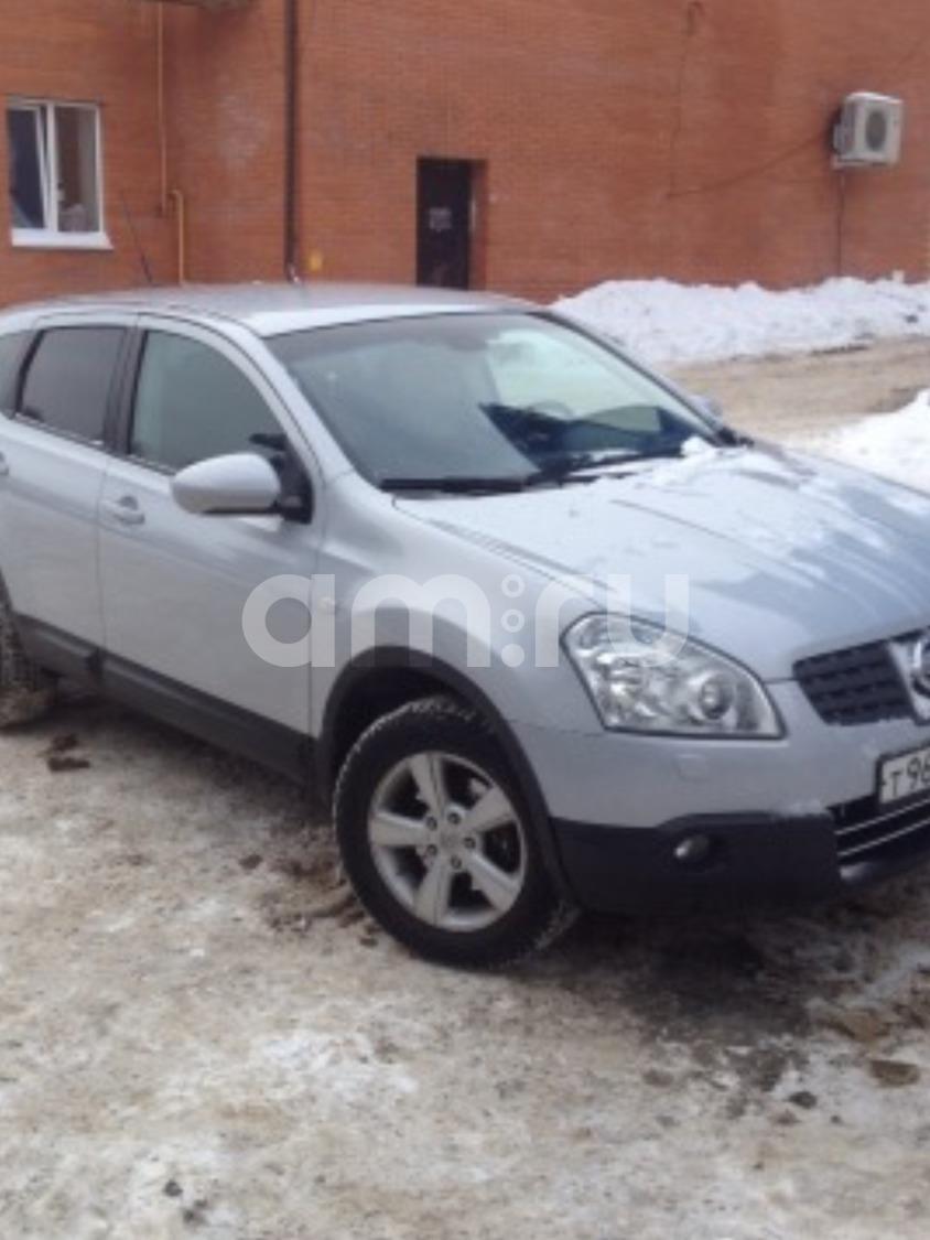 Подержанный Nissan Qashqai, отличное состояние, серый , 2008 года выпуска, цена 530 000 руб. в Смоленской области