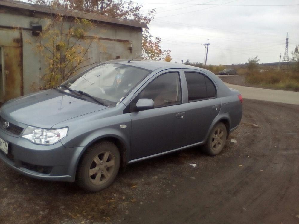 Подержанный FAW Vita, хорошее состояние, серый металлик, 2008 года выпуска, цена 165 000 руб. в Челябинской области