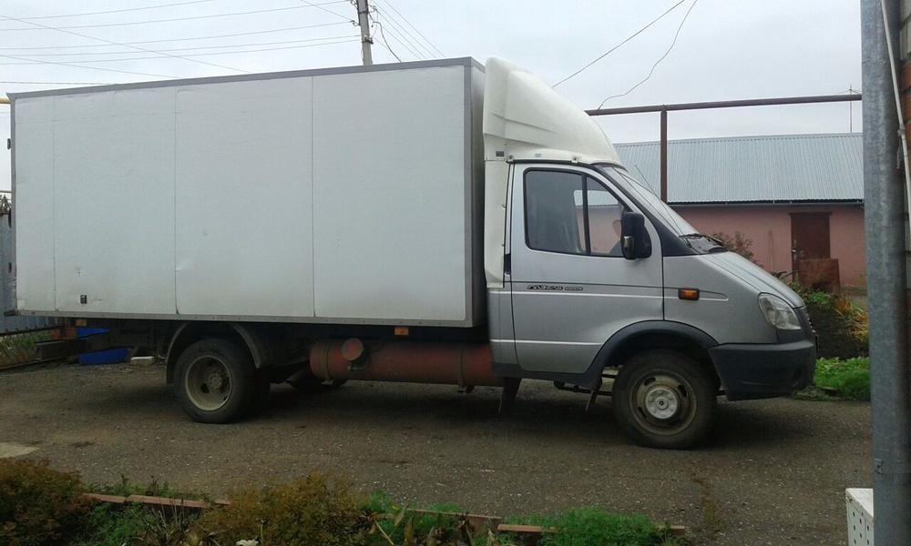 Подержанный ГАЗ Газель, хорошее состояние, серебряный металлик, 2012 года выпуска, цена 430 000 руб. в республике Татарстане