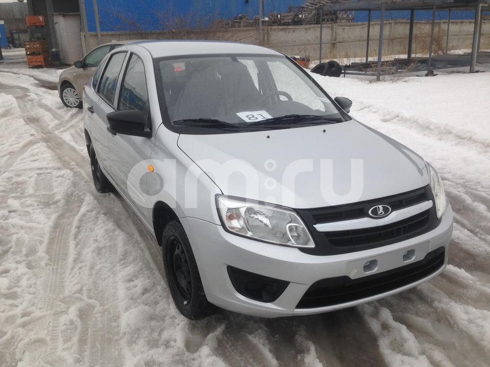 ВАЗ (Lada) Granta с пробегом, серебряный , отличное состояние, 2016 года выпуска, цена 431 000 руб. в автосалоне  ()