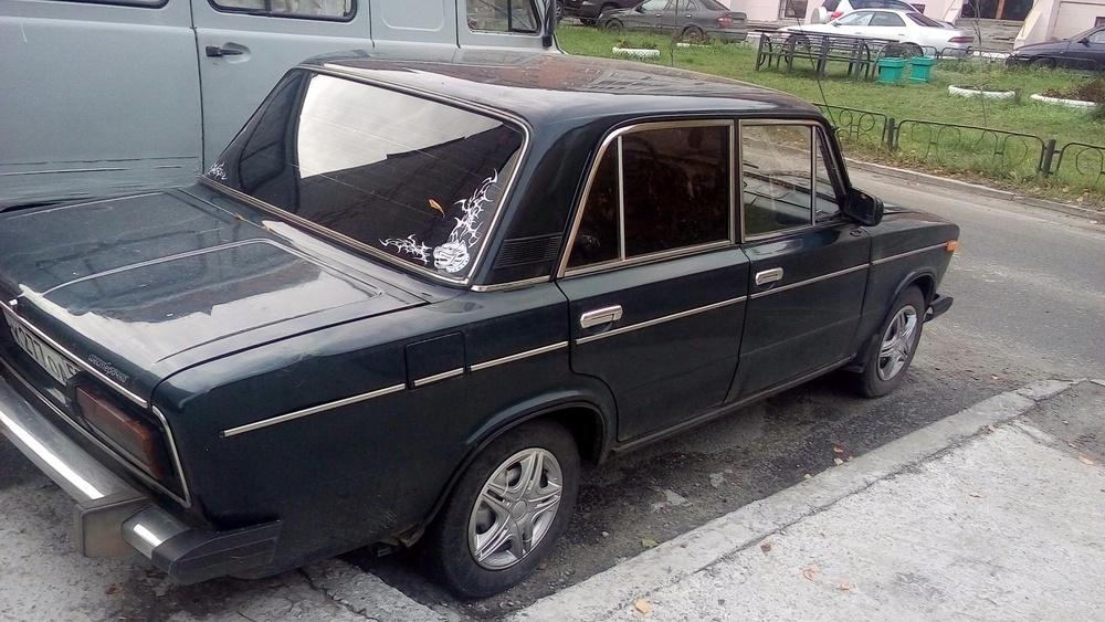 Подержанный ВАЗ (Lada) 2106, отличное состояние, зеленый , 2003 года выпуска, цена 53 000 руб. в ао. Ханты-Мансийском Автономном округе - Югре