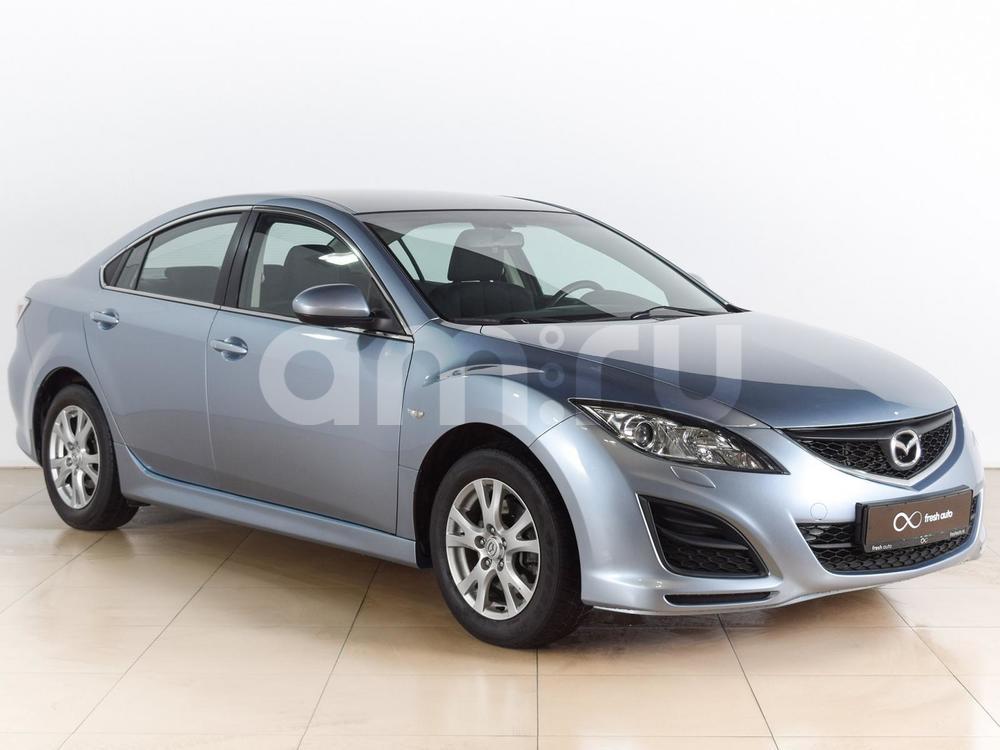 Mazda 6 с пробегом, серебряный , отличное состояние, 2010 года выпуска, цена 599 000 руб. в автосалоне  ()