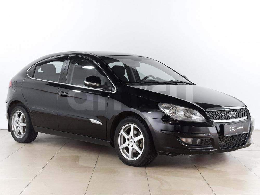 Chery M11 с пробегом, черный , отличное состояние, 2010 года выпуска, цена 259 000 руб. в автосалоне  ()