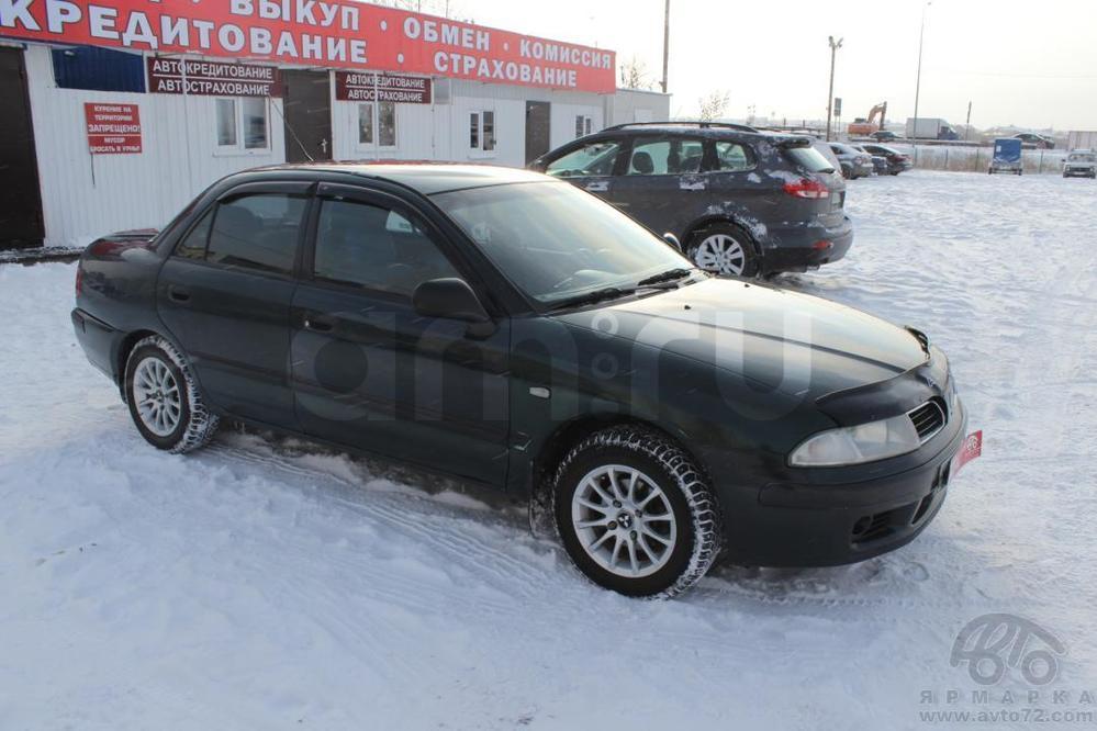 Mitsubishi Carisma с пробегом, зеленый , хорошее состояние, 2000 года выпуска, цена 209 000 руб. в автосалоне  ()