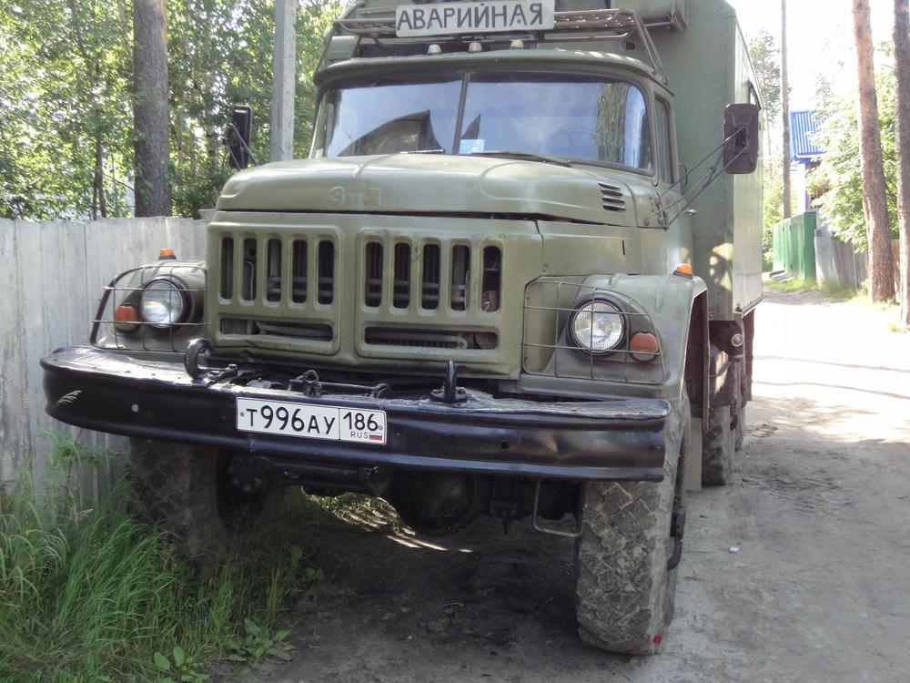 Подержанный ЗИЛ 131, отличное состояние, зеленый , 1980 года выпуска, цена 150 000 руб. в ао. Ханты-Мансийском Автономном округе - Югре