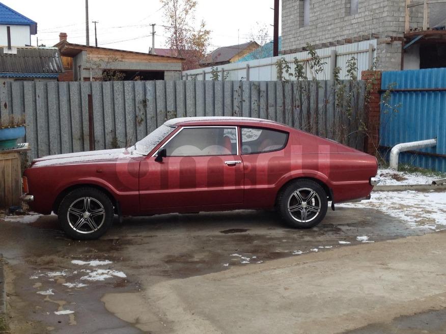 Подержанный Ford Taunus, хорошее состояние, бордовый металлик, 1973 года выпуска, цена 3 000 000 руб. в ао. Ханты-Мансийском Автономном округе - Югре