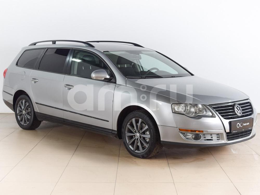 Volkswagen Passat с пробегом, серебряный , отличное состояние, 2008 года выпуска, цена 399 000 руб. в автосалоне  ()