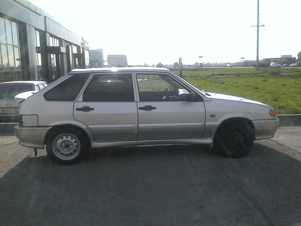Подержанный ВАЗ (Lada) 2114, среднее состояние, бежевый металлик, 2007 года выпуска, цена 80 000 руб. в республике Татарстане