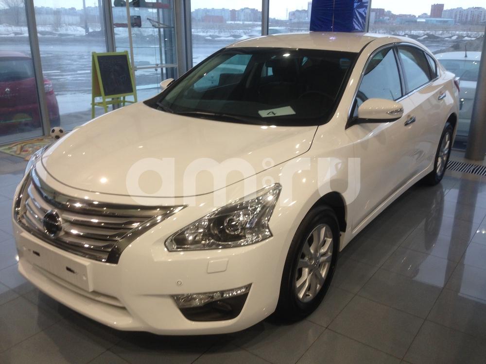 Nissan Teana с пробегом, белый матовый, отличное состояние, 2015 года выпуска, цена 1 248 000 руб. в автосалоне  ()