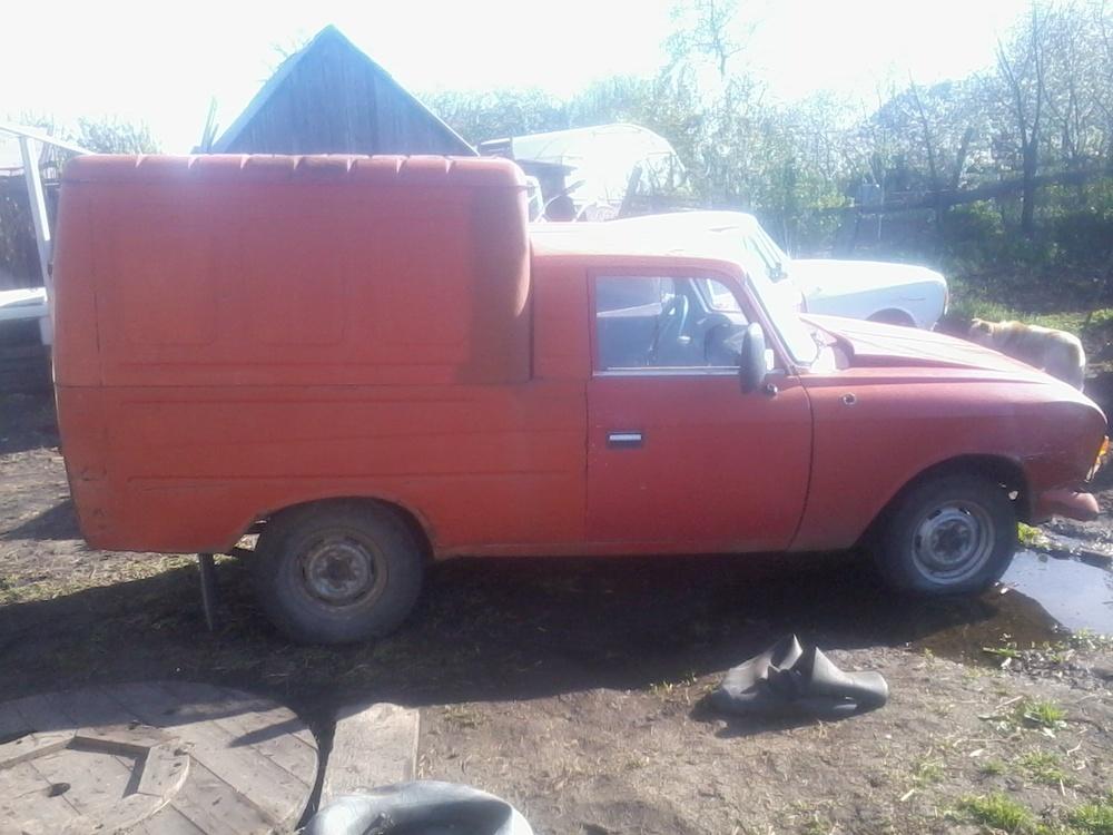 Подержанный ИЖ 2715, среднее состояние, коричневый , 1995 года выпуска, цена 18 000 руб. в Челябинской области