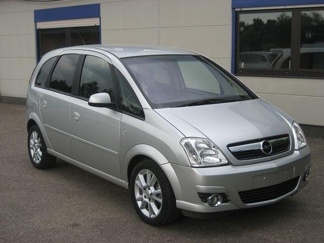 Подержанный Opel Meriva, отличное состояние, серый акрил, 2008 года выпуска, цена 295 000 руб. в республике Татарстане