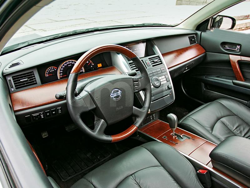 Подержанный Nissan Teana, хорошее состояние, синий металлик, 2006 года выпуска, цена 480 000 руб. в ао. Ханты-Мансийском Автономном округе - Югре