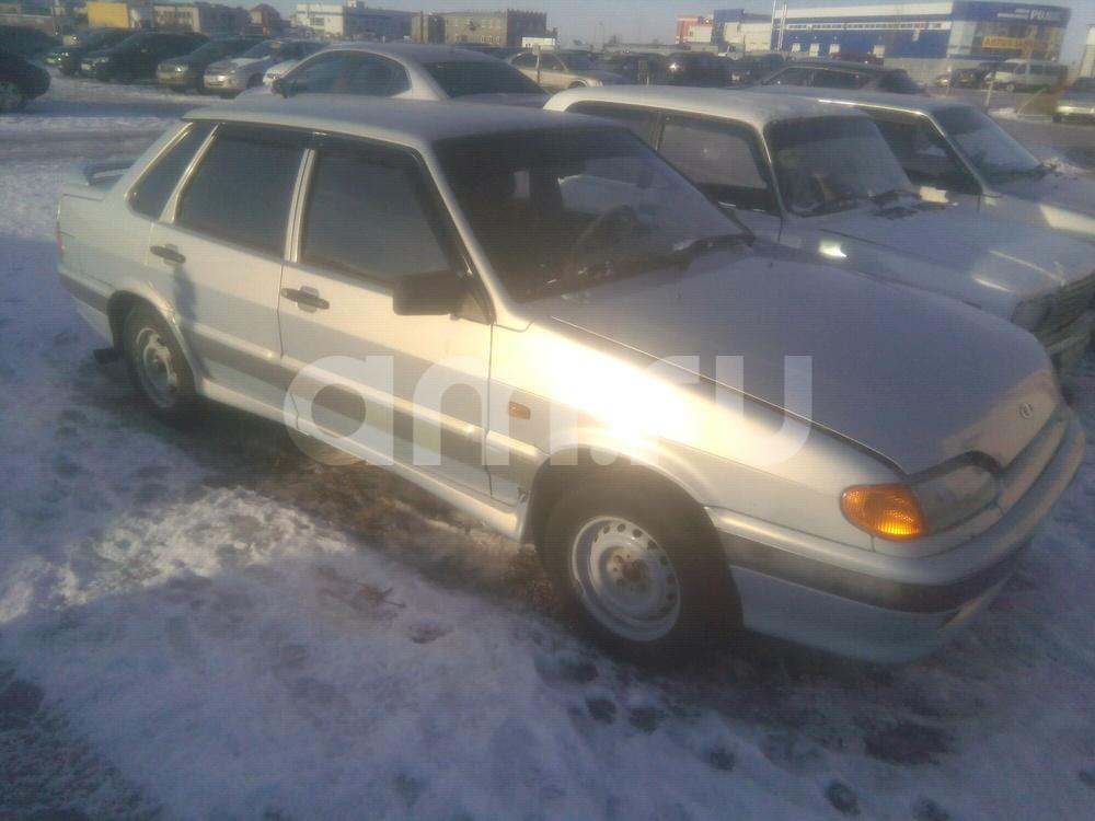 Подержанный ВАЗ (Lada) 2115, отличное состояние, серебряный металлик, 2004 года выпуска, цена 75 000 руб. в республике Татарстане