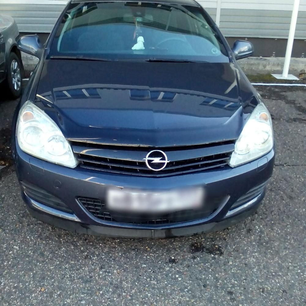 Подержанный Opel Astra, отличное состояние, синий металлик, 2010 года выпуска, цена 365 000 руб. в Смоленской области