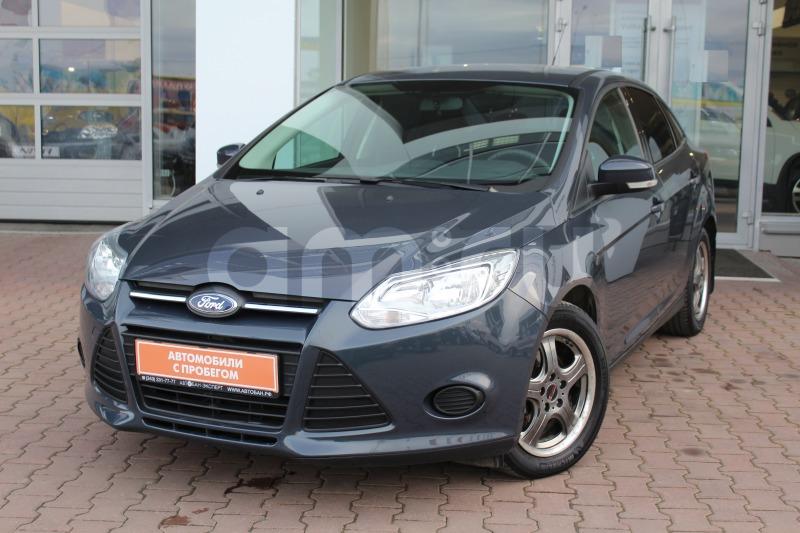 Ford Focus с пробегом, серый , отличное состояние, 2013 года выпуска, цена 529 000 руб. в автосалоне  ()