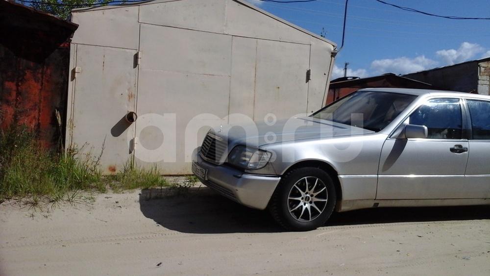 Подержанный Mercedes-Benz S-Класс, отличное состояние, серебряный , 1992 года выпуска, цена 250 000 руб. в ао. Ханты-Мансийском Автономном округе - Югре