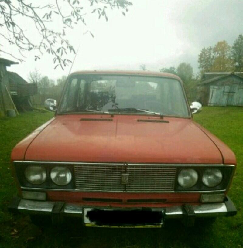 Подержанный ВАЗ (Lada) 2106, хорошее состояние, красный , 1990 года выпуска, цена 27 000 руб. в Смоленской области