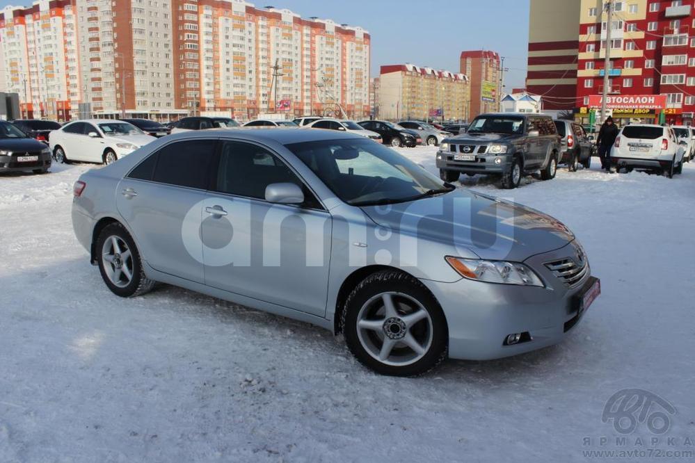 Toyota Camry с пробегом, серый , отличное состояние, 2007 года выпуска, цена 628 000 руб. в автосалоне  ()