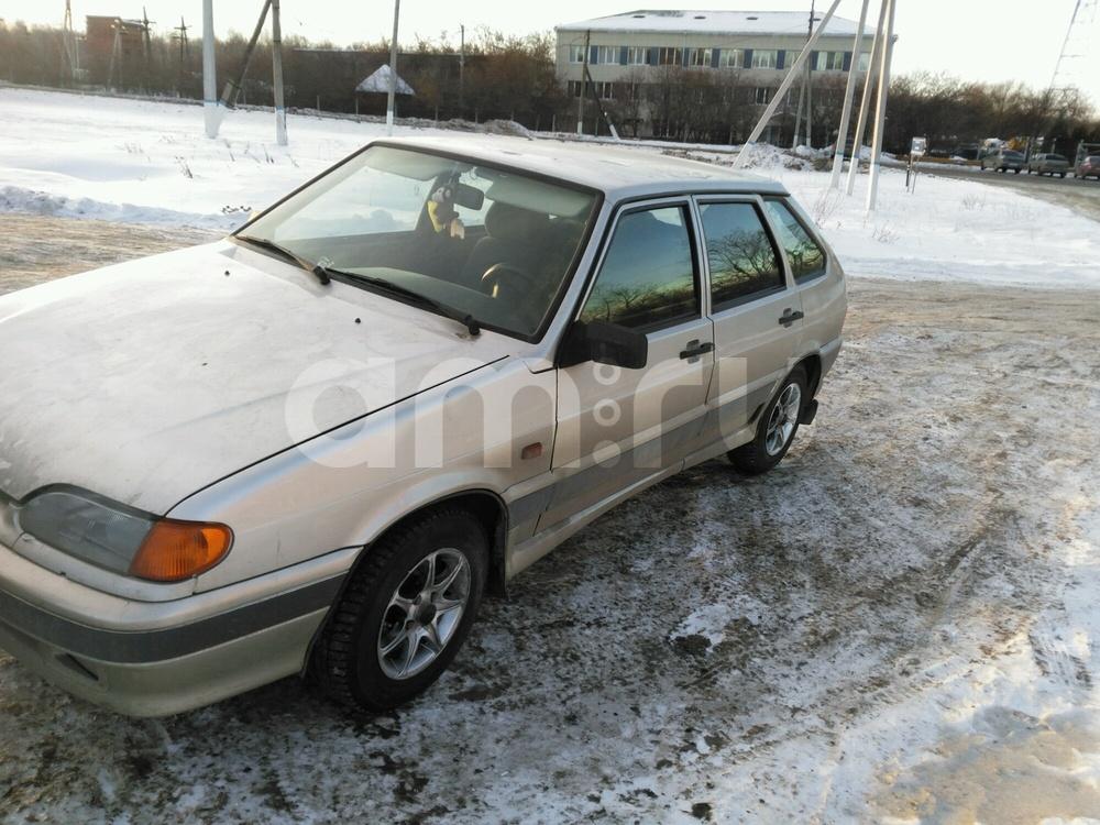 Подержанный ВАЗ (Lada) 2114, отличное состояние, серебряный , 2006 года выпуска, цена 110 000 руб. в Челябинской области