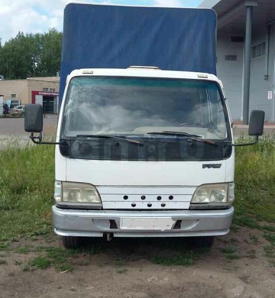 Подержанный FAW 1051, хорошее состояние, белый , 2005 года выпуска, цена 200 000 руб. в республике Татарстане