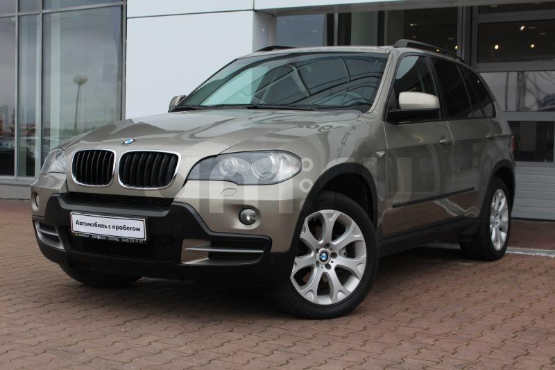 BMW X5 с пробегом, серый , отличное состояние, 2007 года выпуска, цена 820 000 руб. в автосалоне Автобан-Запад (Екатеринбург, ул. Металлургов, д. 67)