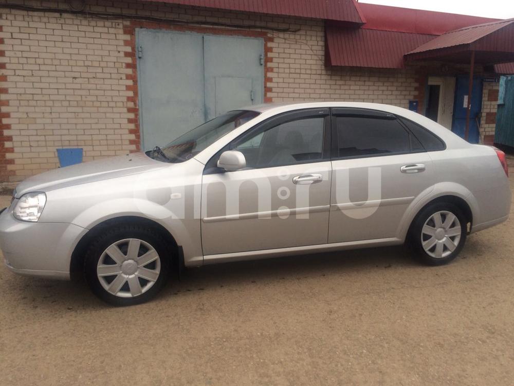 Подержанный Chevrolet Lacetti, хорошее состояние, серебряный , 2010 года выпуска, цена 245 000 руб. в республике Татарстане