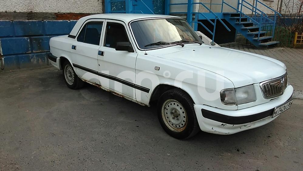 Подержанный ГАЗ 3110 Волга, хорошее состояние, белый , 2001 года выпуска, цена 55 000 руб. в ао. Ханты-Мансийском Автономном округе - Югре