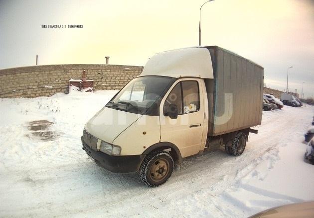 Подержанный ГАЗ Газель, хорошее состояние, бежевый , 2002 года выпуска, цена 110 000 руб. в республике Татарстане