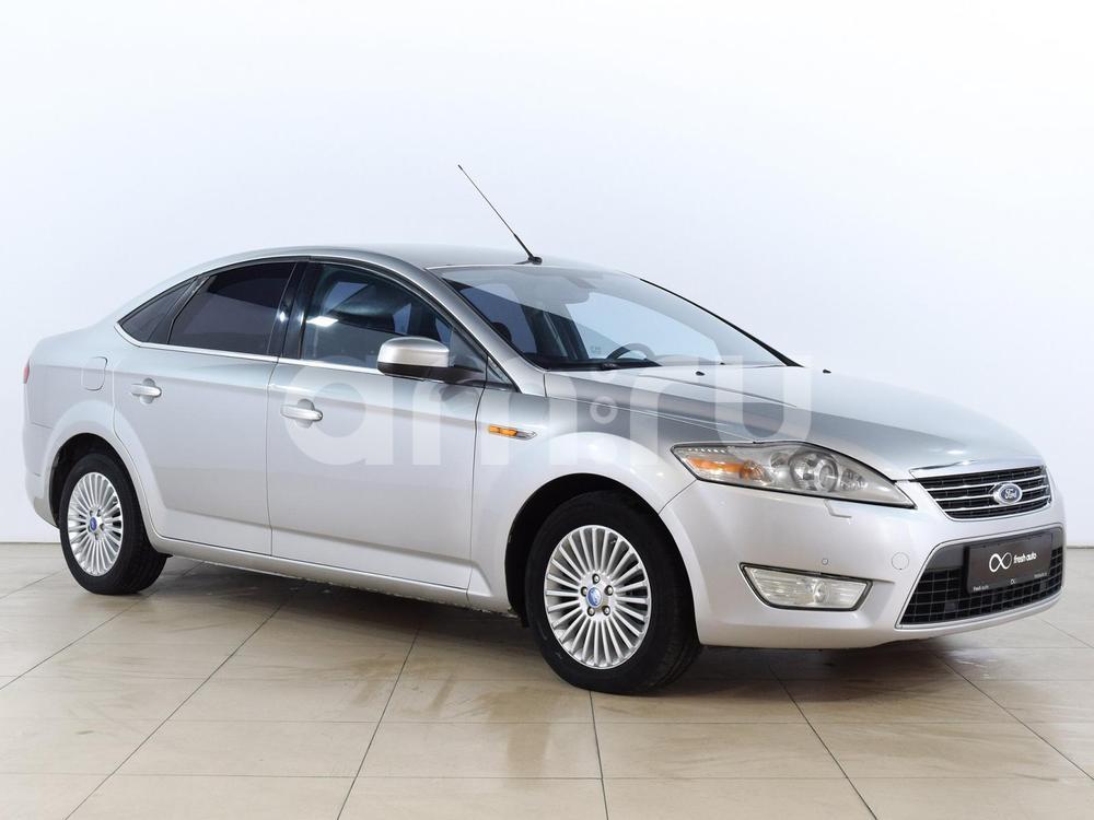 Ford Mondeo с пробегом, серебряный , отличное состояние, 2008 года выпуска, цена 499 000 руб. в автосалоне  ()