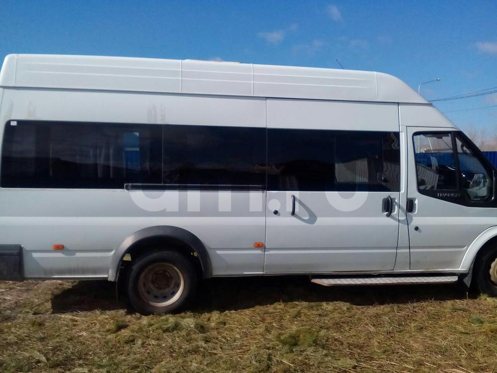 Подержанный Ford Transit, хорошее состояние, белый матовый, 2007 года выпуска, цена 650 000 руб. в ао. Ханты-Мансийском Автономном округе - Югре