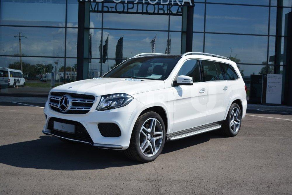 Новый авто Mercedes-Benz GLS-класс, белый матовый, 2016 года выпуска, цена 5 730 000 руб. в автосалоне МБ-Орловка (Набережные Челны, тракт Мензелинский, д. 24)