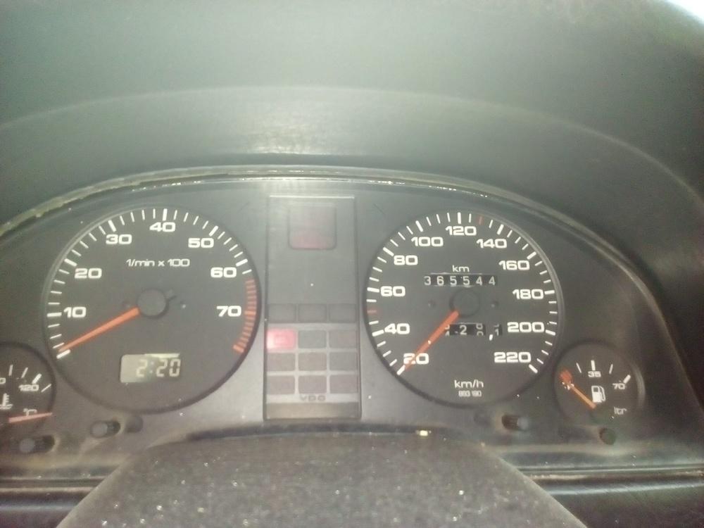 Подержанный Audi 80, среднее состояние, красный , 1990 года выпуска, цена 115 000 руб. в Смоленской области