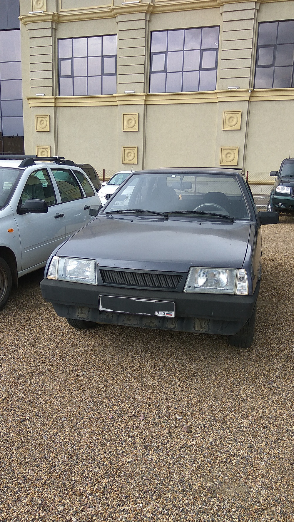 Подержанный ВАЗ (Lada) 2109, хорошее состояние, фиолетовый перламутр, 2000 года выпуска, цена 50 000 руб. в Челябинской области