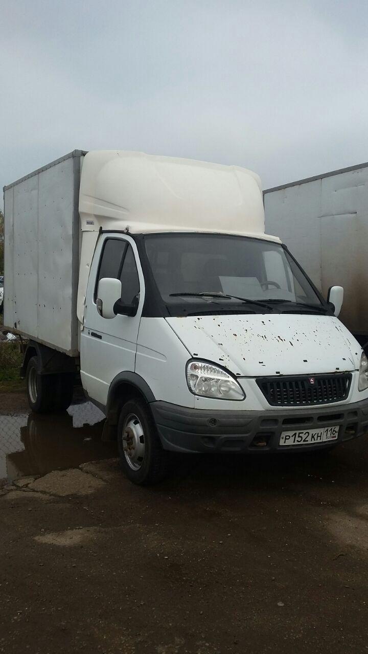 Подержанный ГАЗ Газель, отличное состояние, белый , 2008 года выпуска, цена 230 000 руб. в республике Татарстане