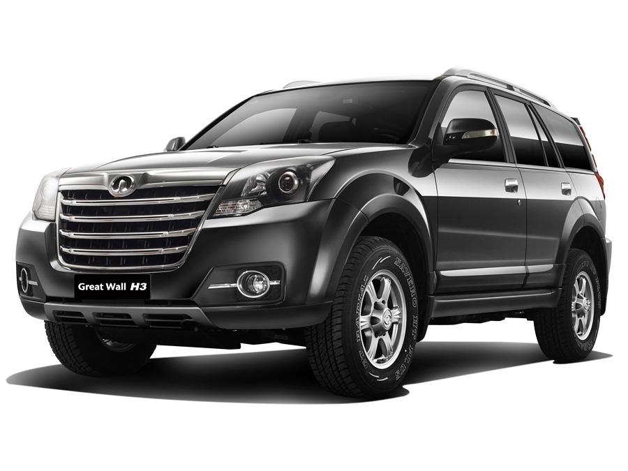 Подержанный Great Wall H3, отличное состояние, черный металлик, 2013 года выпуска, цена 830 000 руб. в республике Татарстане