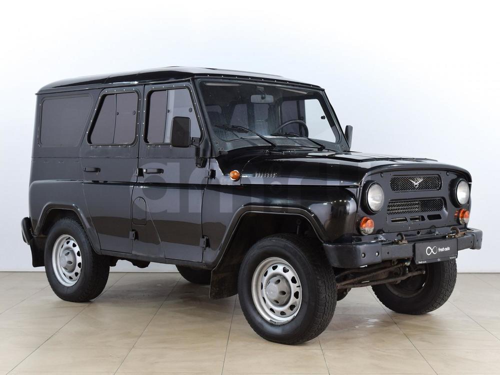 УАЗ Hunter с пробегом, черный металлик, отличное состояние, 2013 года выпуска, цена 339 000 руб. в автосалоне  ()