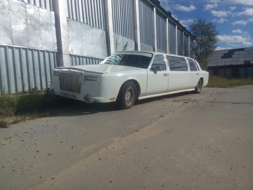 Подержанный Lincoln Town Car, среднее состояние, белый , 1991 года выпуска, цена 300 000 руб. в ао. Ханты-Мансийском Автономном округе - Югре